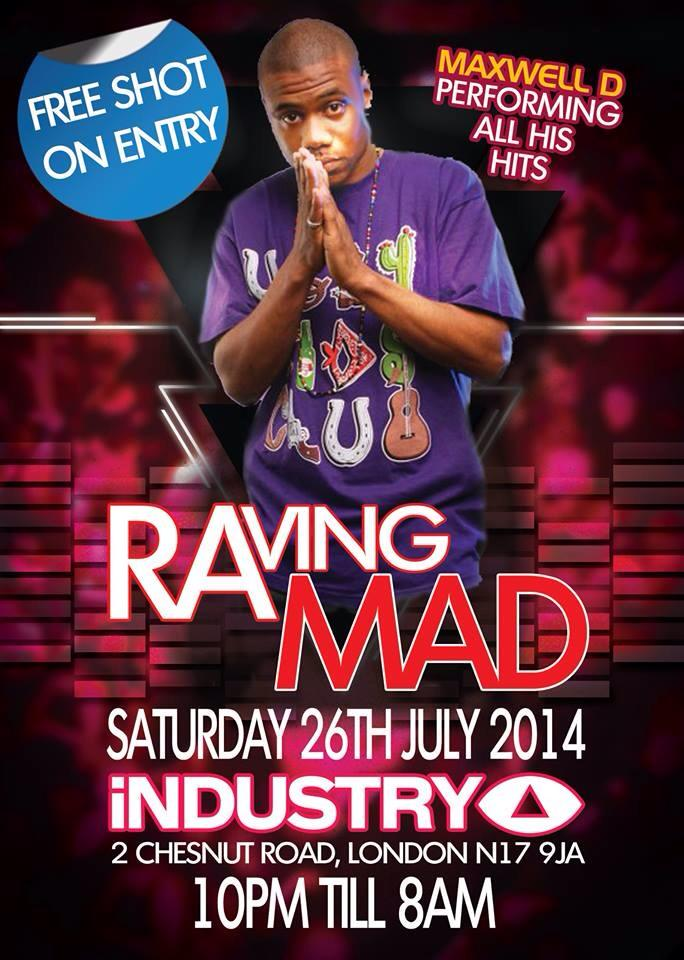 raving mad 1