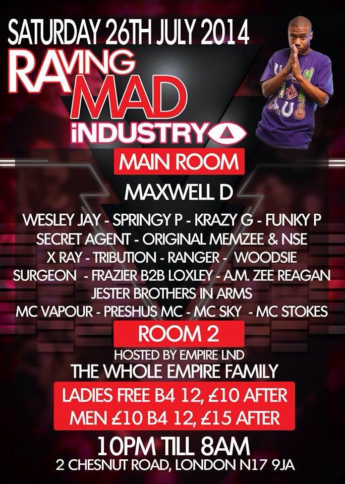 raving mad 2
